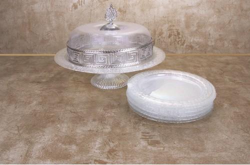 Versace 1+6 Kek Pasta Seti