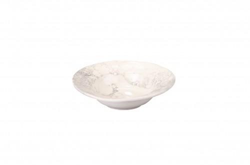 Yuvarlak Granit Salata Tabağı