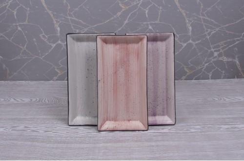 Porselen Sunum Tabağı