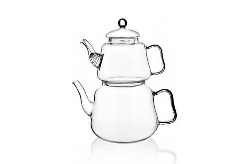 Cam Çaydanlık
