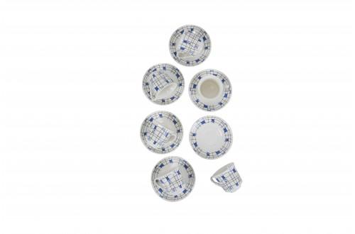 Porselen 155788 6'lı Fincan