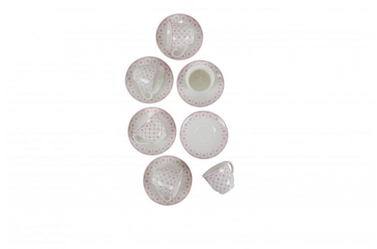 Porselen 155789 6'lı Fincan