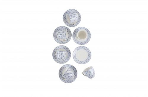 Porselen 155790 6'lı Fincan