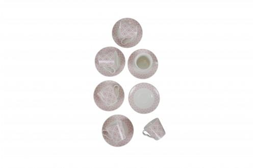 Porselen 155793 6'lı Fincan
